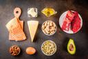 A importância das gorduras para o organismo humano
